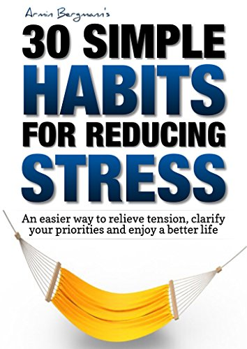 Stress Relief Reducing relieve priorities ebook product image