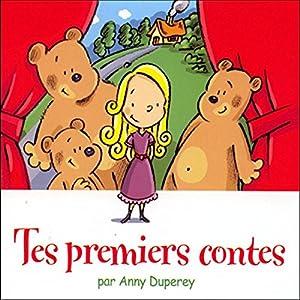 Tes premiers contes | Livre audio Auteur(s) :  divers auteurs Narrateur(s) : Anny Duperey