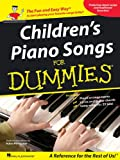 Children's Piano Songs for Dummies, Hal Leonard Corporation Staff, 1423473884