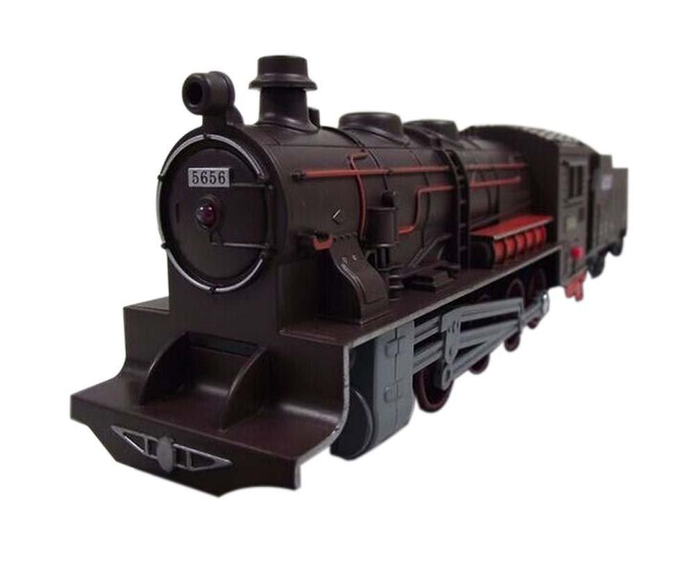 Simulation Zug-Spielzeug/model bahn/Lokomotive Spielzeug, A(30*5*6cm) Blancho Bedding