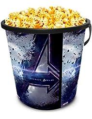 Avengers Endgame Movie Theater Exclusive 130 oz Plastic Popcorn Tub