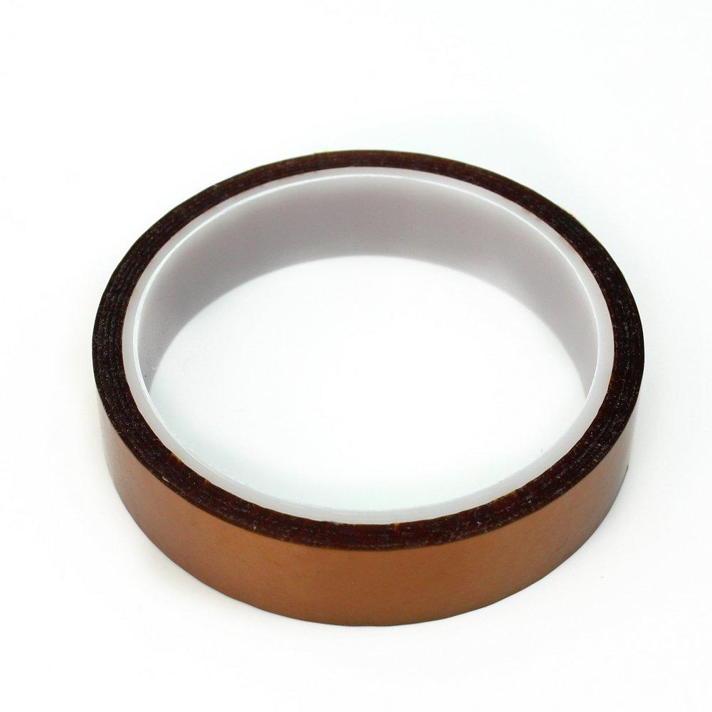 2cm Cinta Adhesiva Kapton Resistente Alta Temperatura Calor 260°C ...