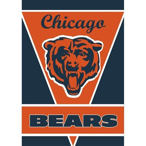 (Fremont Die NFL Chicago Bears Wall)