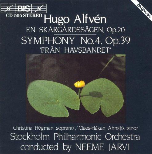 alfven symphony 4 - 9