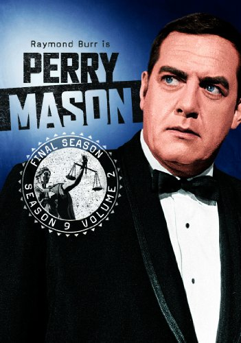 Ninth Season Dvd - Perry Mason: The Ninth and Final Season, Vol. 2