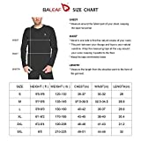 BALEAF Men's Heavyweight Thermal Shirt Fleece