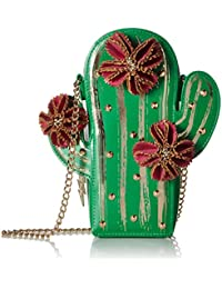 Looking Sharp Cactus and Flowers Bag