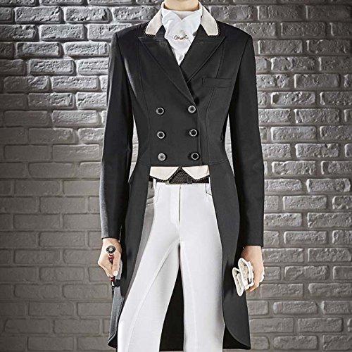 002 Cadence Dressage Chaqueta De Modelo Blu Personalizable Frac Equiline Mujer 7SzgqO