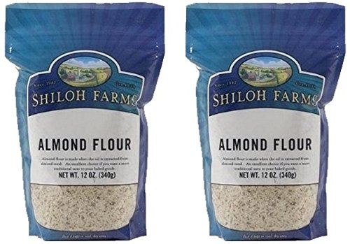 Shiloh Farms Almond Flour 12 Oz. (Pack of 2) by Shiloh Farms