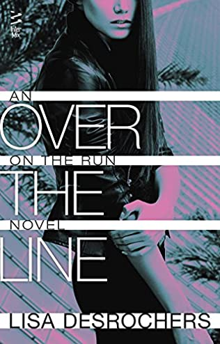 book cover of Over the Line