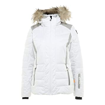 Ski Et Cindy Ia Icepeak Sports White Veste Optic De Loisirs 5Tq8RwWngv