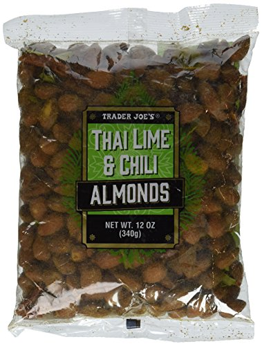 Trader Joes Thai Lime & Chili Almonds