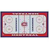 Wincraft NHL Montreal Canadiens Mat, Large, 28-Inchx52-Inch