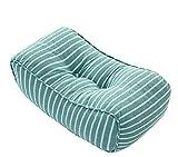 Waist Pillow Head Neck Rest Bed Pillow Back Cushion LivebyCare Lumbar Pad Seat Chair Cushions Armrest Cotton Cover