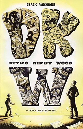 DKW Ditko Kirby Wood One-Shot #1