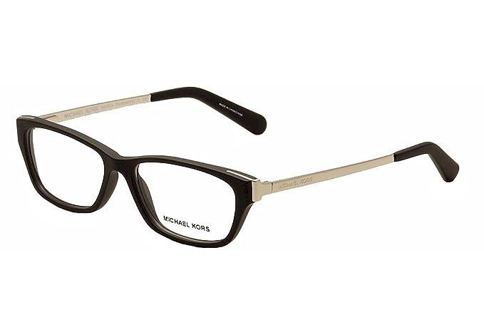 Michael Kors Paramaribo Gafas de sol, Black Soft Touch, 53 ...