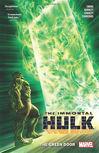 Pdf Graphic Novels Immortal Hulk Vol. 2: The Green Door