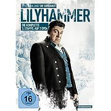 Lilyhammer (Complete Season 3) - 2-DVD Set ( Lilyhammer - Complete Season Three ) [ NON-USA FORMAT, PAL, Reg.2 Import - Germany ] by Fridtjov S??heim