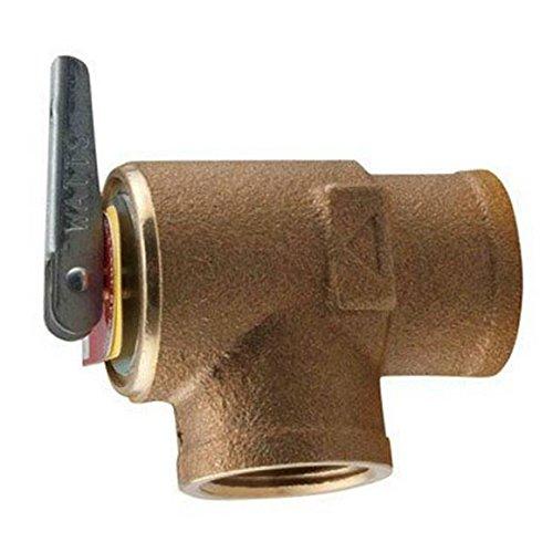 Watts 335 Boiler Pressure Relief Valve, 3/4-Inch
