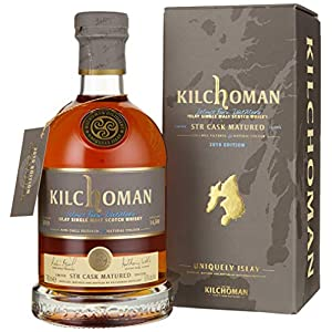 Kilchoman STR CASK Matured Islay Single Malt Scotch Whisky 2019 (1 x 0.7 L)