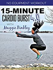 15-Minute Cardio Burst 4.0 Workout