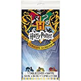 "Harry Potter Plastic Tablecloth, 84"" x 54"""