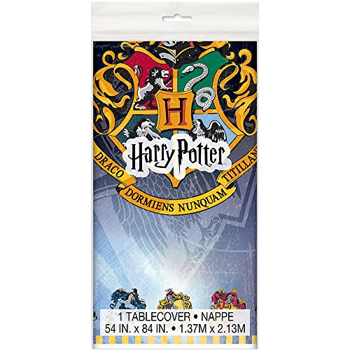 Harry Potter Plastic Tablecloth, 84