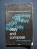 img - for Copy and compose;: A guide to prose style book / textbook / text book