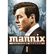 Mannix: Season 1 (2018)