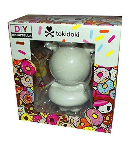 deportes calientes Tokidoki Tokidoki Tokidoki DIY Donutella Figure by Publisher Services Inc (PSI)  tienda en linea