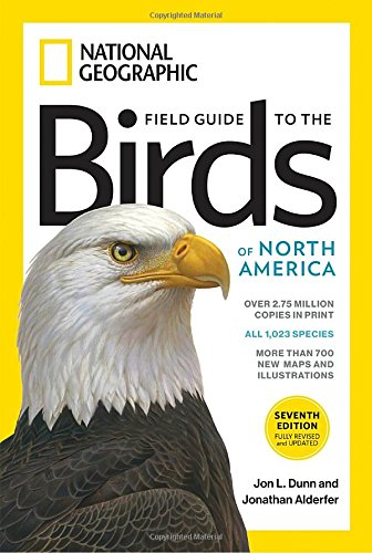 National Geographic Field Guide to the Birds of North America, 7th Edition cover