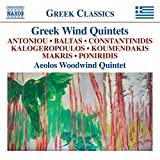 Aeolos Woodwind Quintet%3A Greek Wind Qu