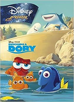 Book's Cover of Buscando a Dory. Disney Presenta (Disney. Buscando a Dory) (Español) Tapa blanda – 24 mayo 2016