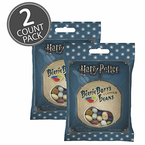 Jelly Belly Harry Potter Bertie Botts Every Flavour Jelly Be