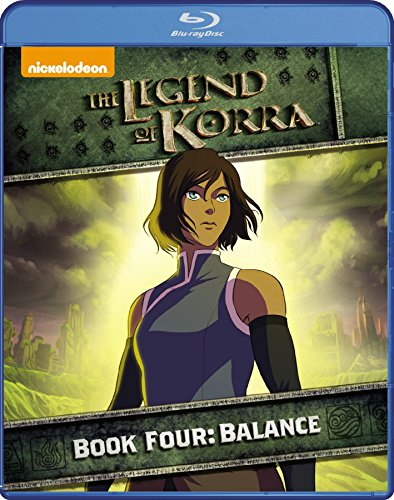 Legend of Korra: Book Four: Balance [Blu-ray]