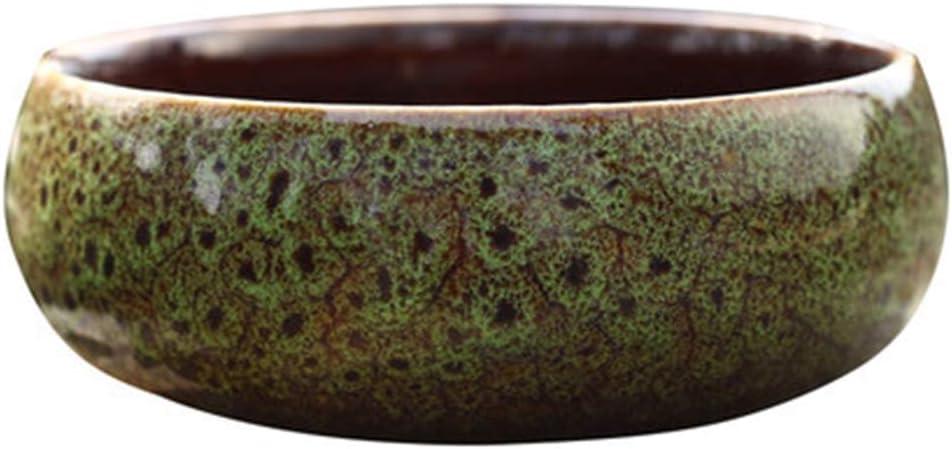 Faturt Personalidad Creativa Bonsai en Maceta Micro Paisaje crisol de la cerámica de la Planta en Maceta de cerámica Coreana carnosos Grandes Grandes Plantas en Maceta de Bonsai en Maceta Calibre
