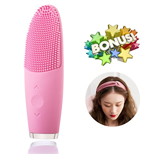 Silicone Nose Up Massager Beauty Tool (Pink) - 2