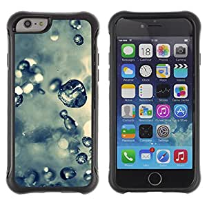 Pulsar Defender Series Tpu silicona Carcasa Funda Case para Apple iPhone 6(4.7 inches) , Plant Nature Forrest Flower 61
