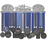 Allied Medal Hanger - 13.1/26.2 with Runners - 18'' Wide