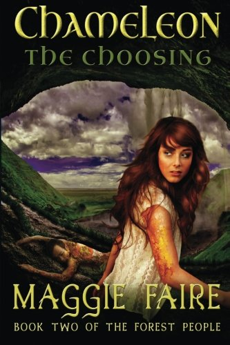 Chameleon - The Choosing: Book 2 of The Forest People PDF