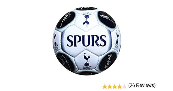 Tottenham Hotspur FC Signature Mini Football - Size 1 by Hy-Pro ...