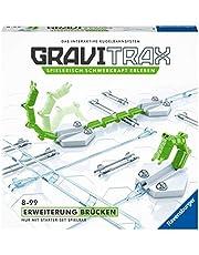 Ravensburger 26120 Gravitrax Uitbreidingsbruggen, Wit/Groen, 33.8 x 33.8 x 5.5 cm