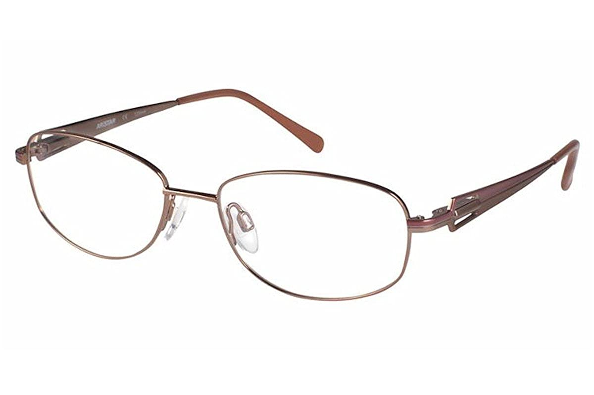 Aristar By Charmant Eyeglasses AR16365 AR//16365 534 Pink Optical Frame 54mm