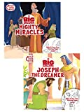 img - for Mighty Miracles/Joseph the Dreamer Flip-Over Book (The Big Picture Interactive / The Gospel Project) book / textbook / text book