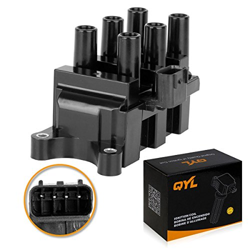 - Ignition Spark Coil Pack Fits Ford Ranger Freestar Mustang Taurus Mazda B3000 Mercury Sable Monterey C1312 DG485 FD498