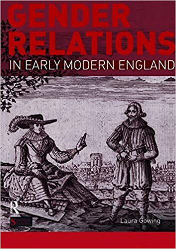 Gender Relations in Early Modern England