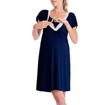 Mujer Embarazada Vestido, Morbuy Amamantamiento Embarazada Suelto ...