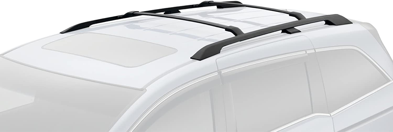 Amazon Com Brightlines Roof Side Rails Crossbars Combo Replacement For 2011 2017 Honda Odyssey Automotive