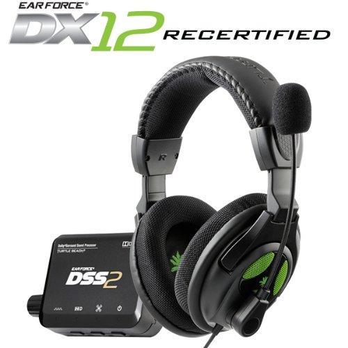 (Turtle Beach Ear Force DX12 (Renewed))