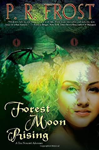book cover of Forest Moon Rising